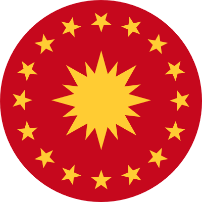 Emblem of the President of Turkey